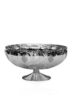 Bombay 9.5-in. Mercury Glass Kharbooja Bowl