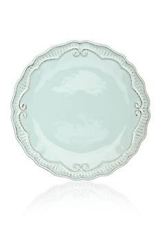 Home Accents Capri Robin's Egg Dinner Plate 11-in.