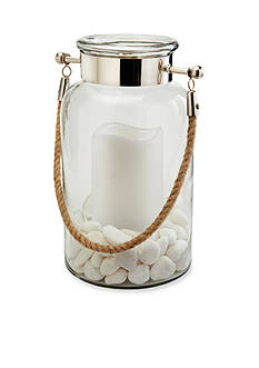 Order® Nautical Glass Lantern