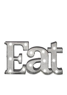 Order™ Home Collection EAT LED 9-in. Marquee Sign