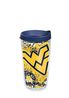 Tervis 16-oz. West Virginia Mountaineers Splatter Tumbler