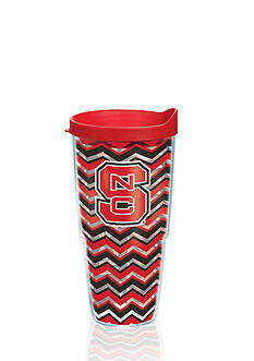 Tervis NC STATE CHEVRON WRAP 24OZ W/ RED LID
