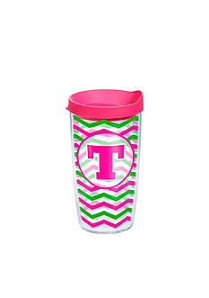 Tervis 16-oz. Monogram Chevron Wrap - More Letters Available