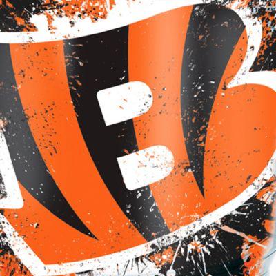 Coffee Tumbler: Cincinnati Bengals Tervis 24-oz. NFL Splatter Tumbler