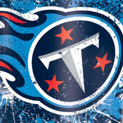 Tumbler: Tennessee  Titans Tervis 16-oz. NFL Splatter Tumbler