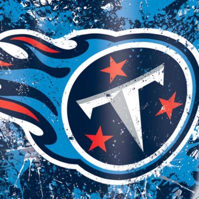 Tumbler: Tennessee  Titans Tervis 24-oz. NFL Splatter Tumbler
