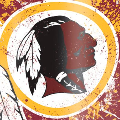 Tumbler: Washington  Redskins Tervis 16-oz. NFL Splatter Tumbler