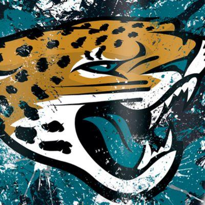Coffee Tumbler: Jacksonville Jaguars Tervis 24-oz. NFL Splatter Tumbler