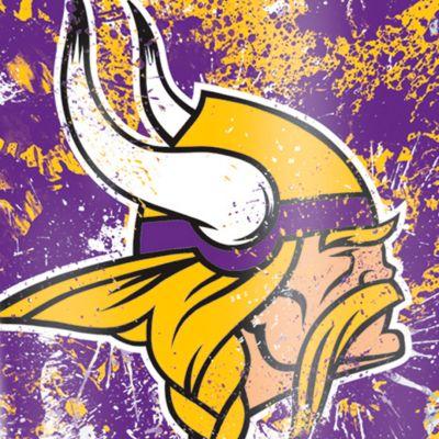 Coffee Tumbler: Minnesota  Vikings Tervis 16-oz. NFL Splatter Tumbler