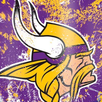 Coffee Tumbler: Minnesota  Vikings Tervis 24-oz. NFL Splatter Tumbler
