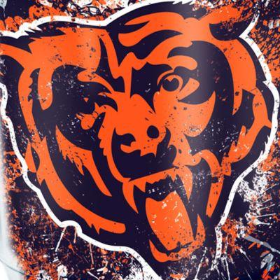 Coffee Tumbler: Chicago    Bears Tervis 24-oz. NFL Splatter Tumbler