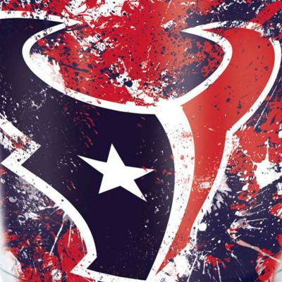 Tumbler: Houston    Texans Tervis 24-oz. NFL Splatter Tumbler
