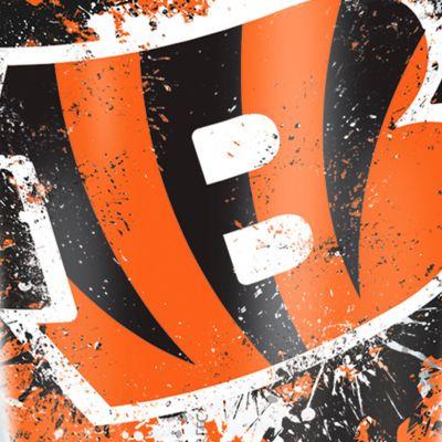 Coffee Tumbler: Cincinnati Bengals Tervis 16-oz. NFL Splatter Tumbler