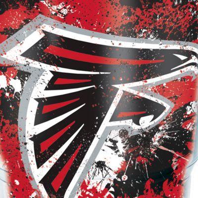 Coffee Tumbler: Atlanta    Falcons Tervis 24-oz. NFL Splatter Tumbler