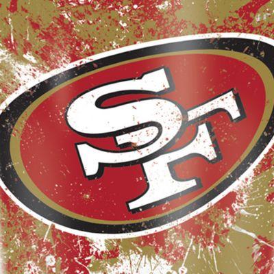 Tumbler: San  Francisco 49Ers Tervis 16-oz. NFL Splatter Tumbler