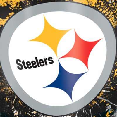 Tervis Mugs: Pittsburgh  Steelers Tervis 24-oz. NFL Splatter Tumbler