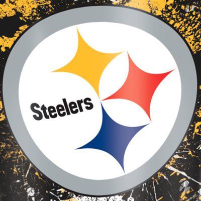 Tervis Mugs: Pittsburgh Steelers Tervis 16-oz. NFL Splatter Tumbler