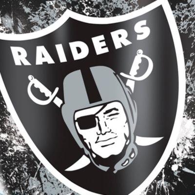 Tumbler: Oakland    Raiders Tervis 24-oz. NFL Splatter Tumbler