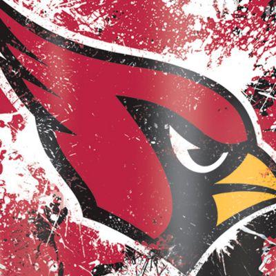 Coffee Tumbler: Arizona    Cardinals Tervis 16-oz. NFL Splatter Tumbler