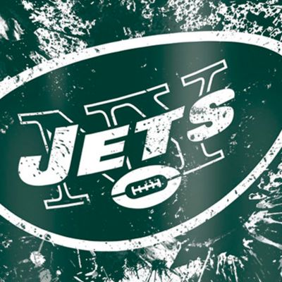 Tumbler: New York   Jets Tervis 16-oz. NFL Splatter Tumbler