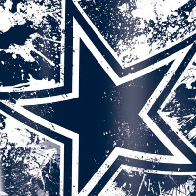 Tervis Mugs: Dallas    Cowboys Tervis 16-oz. NFL Splatter Tumbler