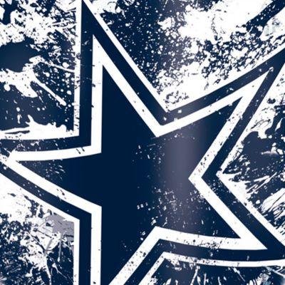 Tervis Mugs: Dallas     Cowboys Tervis 24-oz. NFL Splatter Tumbler