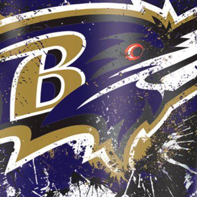 Tumbler: Baltimore  Ravens Tervis 16-oz. NFL Splatter Tumbler