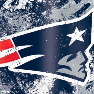 Coffee Tumbler: New England Patriots Tervis 24-oz. NFL Splatter Tumbler