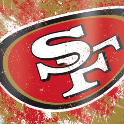 Tumbler: San Francisco 49Ers Tervis 24-oz. NFL Splatter Tumbler