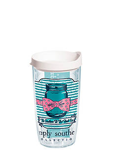 Tervis Simply Southern® 16-oz. Mason Jar Wrap with Lid