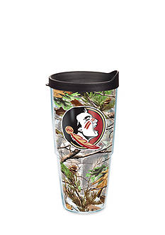 Tervis Real Tree Knockout Florida State University Wrap with Lid