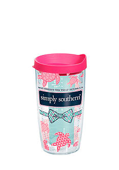 Tervis Simply Southern® 16-oz. Turtle with Bowtie Wrap with Lid