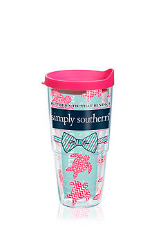 Tervis Simply Southern® 24-oz. Turtle with Bowtie Wrap with Lid
