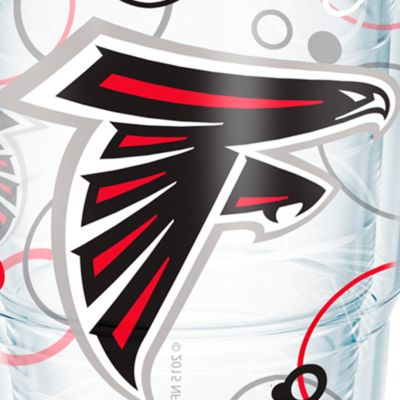 Tableware: Drinkware: Atlanta    Falcons Tervis 24-oz. NFL Bubble Up Tumbler