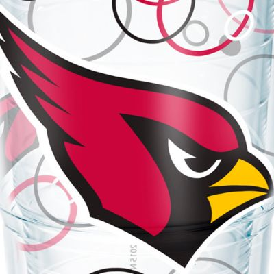 Tableware: Drinkware: Arizona    Cardinals Tervis 24-oz. NFL Bubble Up Tumbler