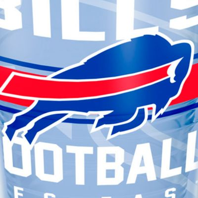 Tumbler: Buffalo    Bills Tervis 24-oz. NFL Gridiron Tumbler