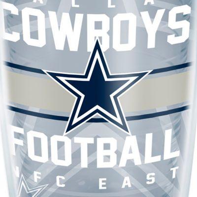 Coffee Tumbler: Dallas     Cowboys Tervis 16-oz. NFL Gridiron Tumbler