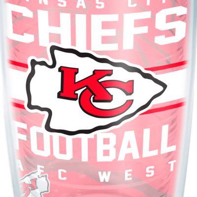 Coffee Tumbler: Kansas City Chiefs Tervis 16-oz. NFL Gridiron Tumbler