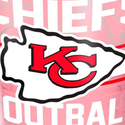 Tumbler: Kansas City Chiefs Tervis 24-oz. NFL Gridiron Tumbler