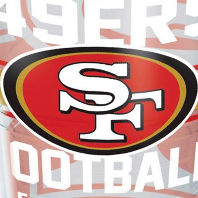 Coffee Tumbler: San        Francisco 49Ers Tervis 24-oz. NFL Gridiron Tumbler