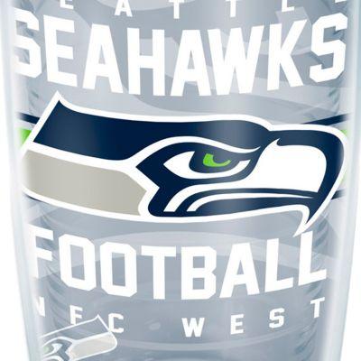 Coffee Tumbler: Seattle    Seahawks Tervis 16-oz. NFL Gridiron Tumbler