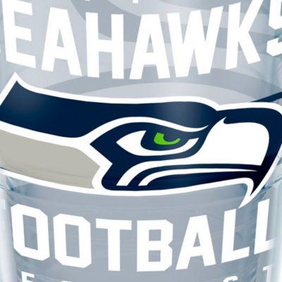 Coffee Tumbler: Seattle    Seahawks Tervis 24-oz. NFL Gridiron Tumbler