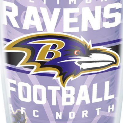 Coffee Tumbler: Baltimore  Ravens Tervis 16-oz. NFL Gridiron Tumbler