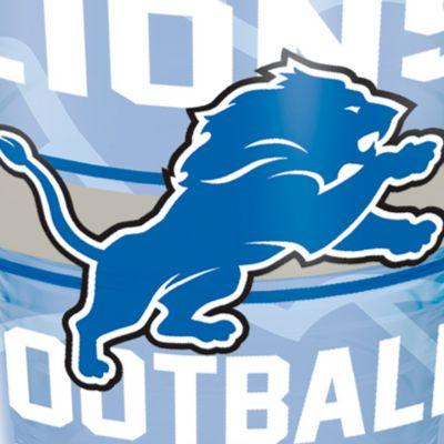 Tumbler: Detroit    Lions Tervis 24-oz. NFL Gridiron Tumbler