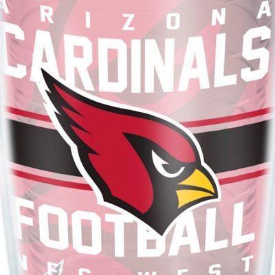 Coffee Tumbler: Arizona    Cardinals Tervis 16-oz. NFL Gridiron Tumbler