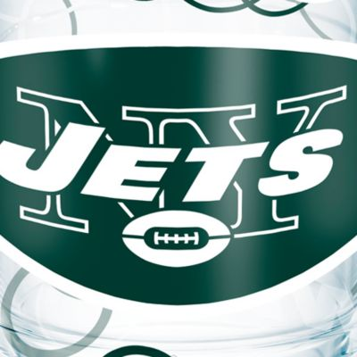 Tableware: Drinkware: New York   Jets Tervis 24-oz. NFL Bubble Up Tumbler