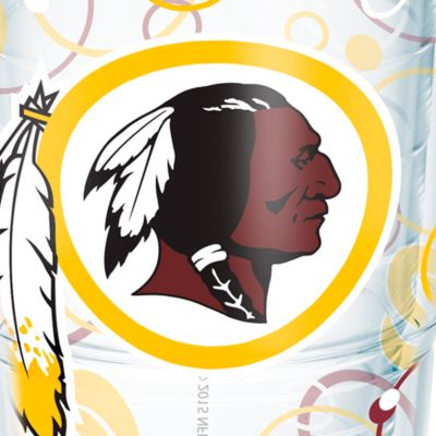 Tableware: Drinkware: Washington  Redskins Tervis 24-oz. NFL Bubble Up Tumbler