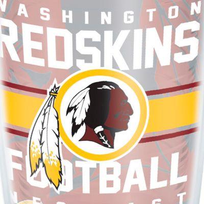 Coffee Tumbler: Washington Redskins Tervis 16-oz. NFL Gridiron Tumbler