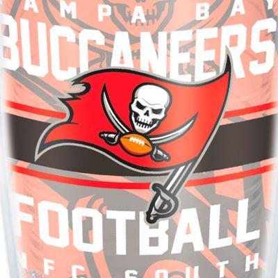 Coffee Tumbler: Tampa Bay  Bucs Tervis 16-oz. NFL Gridiron Tumbler