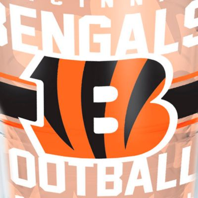 Coffee Tumbler: Cincinnati Bengals Tervis 24-oz. NFL Gridiron Tumbler